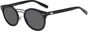 Safilo USA Dior Homme 0209 Round Sunglasses