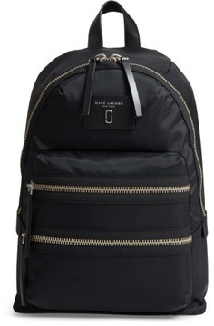 Marc Jacobs Biker Nylon Backpack - Black