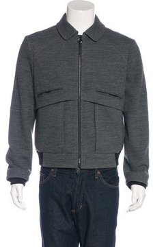 Carven Woven Zip Jacket w/ Tags