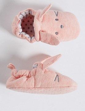Marks and Spencer Baby Slip-on Pram Shoes
