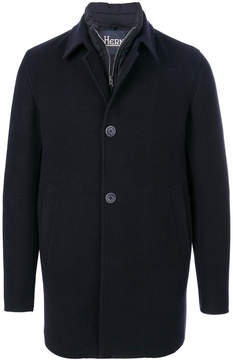 Herno buttoned coat