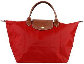 Longchamp Handbag Shoulder Bag Women - RED - STYLE