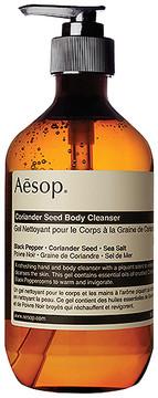 Aesop Coriander Seed Body Cleanser.