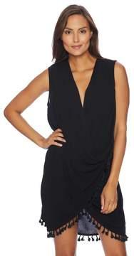 Athena Bazaar Beauty Wrap Dress