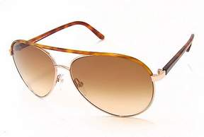 Tom Ford FT0112 Silvano Aviator Sunglasses, 59mm