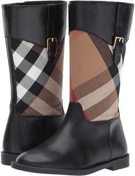 Burberry Mini Copse Boots Girls Shoes