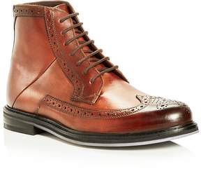 Ted Baker Men's Miylan Leather Brogue Lace Up Boots