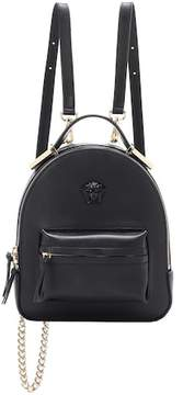 Versace Palazzo leather backpack