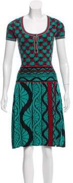 Sophie Theallet Knee-Length Knit Dress