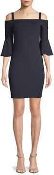 Susana Monaco Women's Eleanora Cold-Shoulder Dress