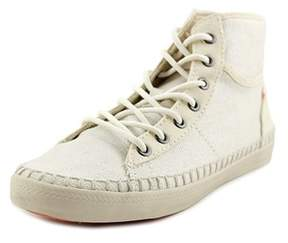 Roxy Womens Billie Espadrille Hight Top Lace Up Fashion Sneakers.
