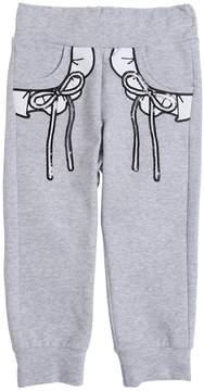Simonetta Printed Cotton Sweatpants
