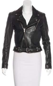 BLK DNM Heavyweight Leather Jacket