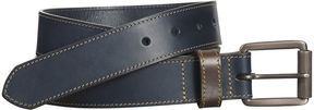 Johnston & Murphy Contrast Stitch Belt