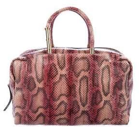 Lanvin Moonriver Bowling Bag