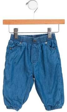 Stella McCartney Boys' Chambray Jogger Pants
