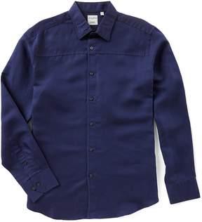 Murano Baird McNutt Linen Long-Sleeve Tencel Shirt