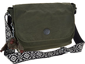 Kipling As Is Nylon Crossbody Handbag with Novelty Strap- Brooklyn - ONE COLOR - STYLE