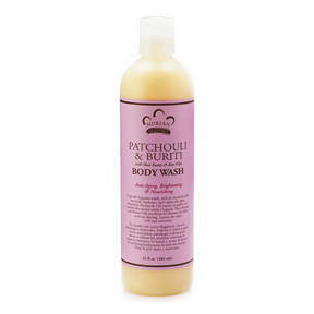 Nubian Heritage Patchouli + Buriti Body Wash by 13oz Wash)