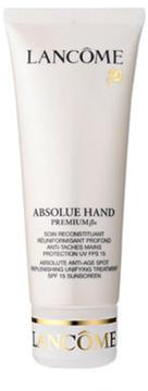 Lancôme Absolue Hand Premium BX Unifying Beauty Treatment SPF 15 Sunscreen
