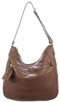 Marc by Marc Jacobs Leather Zip Hobo