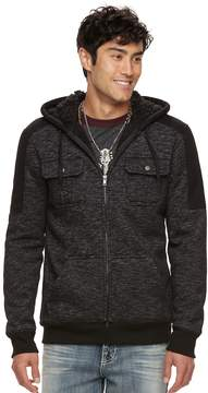 Rock & Republic Men's Sherpa Hoodie