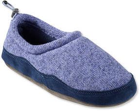 L.L. Bean Sweater Fleece Slippers