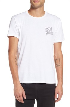 Obey Men's Midnight Angels T-Shirt