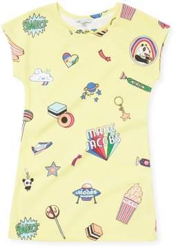 Little Marc Jacobs Little Girl's T-shirt Dress
