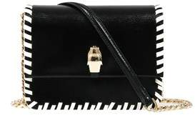 Class Roberto Cavalli Black/ White Milano Bag Medium Milano Rmx 0.