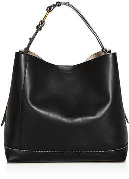 Marni Halo Pod Leather Shoulder Bag