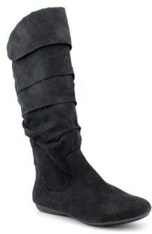 Rampage Bridge Knee-high Boots