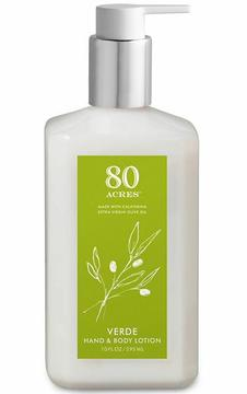 Smallflower Verde Hand + Body Lotion by 80 Acres (10oz Lotion)