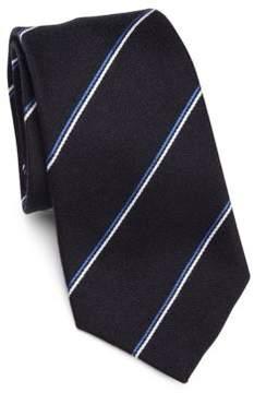 Ralph Lauren Purple Label Royal Silk Striped Tie
