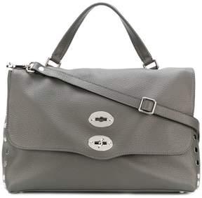 Zanellato studded tote bag