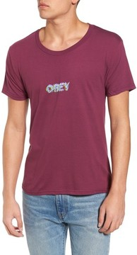 Obey Men's Creep Scan T-Shirt