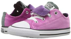 Converse Chuck Taylor All Star Velvet Double Tongue - Ox Girls Shoes