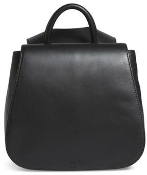 Steven Alan Kate Mini Leather Backpack - Black
