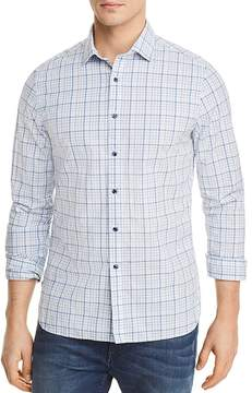 Bloomingdale's The Men's Store at Plaid Regular Fit Button-Down Shirt - 100% Exclusive