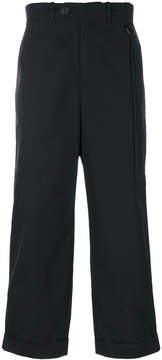 Craig Green cropped loose fit trousers