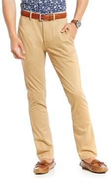 Daniel Cremieux Thompson Slim-Fit Flat-Front Twill Pants