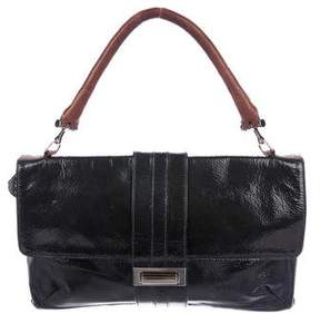Lanvin Patent Leather Shoulder Bag