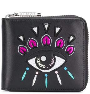 Kenzo embroidered mini wallet