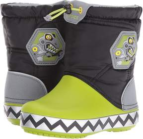 Crocs CrocsLights Lodge Point Boot (Toddler/Little Kid)