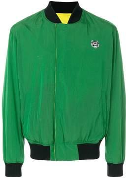 Kenzo reversible bomber jacket