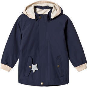 Mini A Ture Blue Nights Wally Jacket