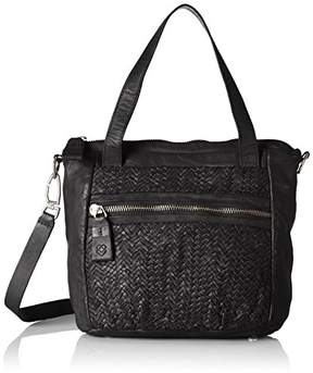 Liebeskind Berlin Women's Paria Handwoven Leather Satchel