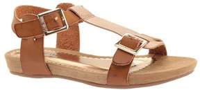 Nine West Girls' Taryn 2 T Strap Sandal
