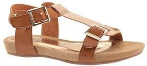Nine West Girls' Taryn 2 T Strap Sandal