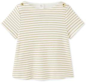 Petit Bateau Baby girl's striped T-shirt